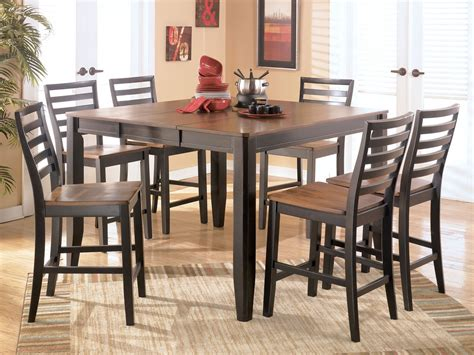 pub style dining room tables pub dining room table marceladick com