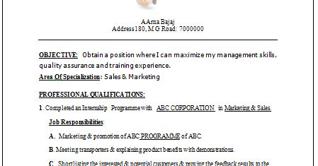 10000 Cv And Resume Sles With Free One Page Excellent Resume Sle For Mba 10000 Cv And Resume Sles With Free Sales Resume Sle