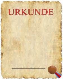 Word Vorlage Urkunde Blanko Urkunde Als Vorlage