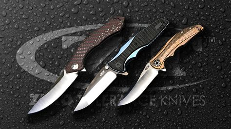 the new 2018 zero tolerance knives and everything you need