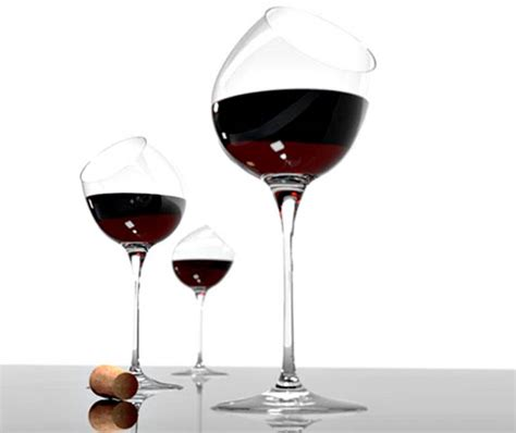 cool wine glasses glass inspiration 12 of the most unusual wine glasses you