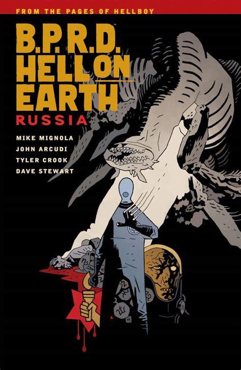 b p r d hell on earth volume 1 books duncan fegredo fresh comics