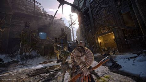 god of war short film new god of war ps4 preview gameplay video and