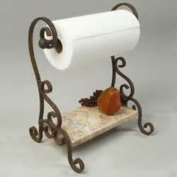 black wrought iron paper towel holder pictured here is the wrought iron bentley paper towel