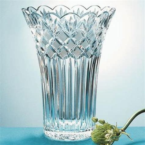 Waterford Lace Vase by Lace Vase And Larger On