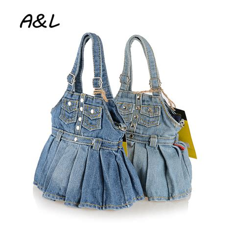Shoulderbag Denim Onepiece compare prices on denim jean bags shopping buy low