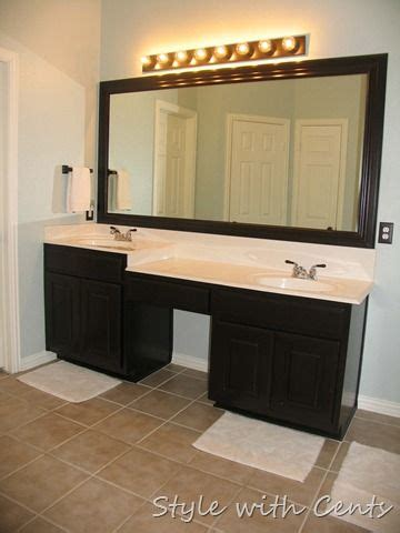 spray paint bathroom vanity master bathroom rustoleum oil rubbed bronze spray paint