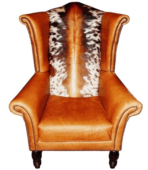 cowhide upholstery 106 best images about cowhide chair on western