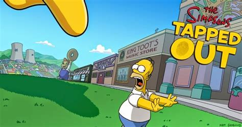 the simpsons tapped out apk the simpsons tapped out apk v4 14 5 free shopping android