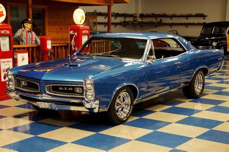 with blue 1966 pontiac gto blue a e classic cars