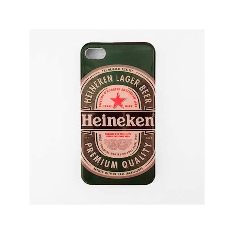 Heineken Iphone 4 4s coque bi 232 re heineken pour iphone 4 4s coques iphone