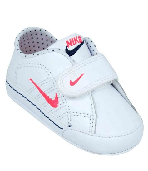 baby nike sneakers nike crib baby shoes white from landau store