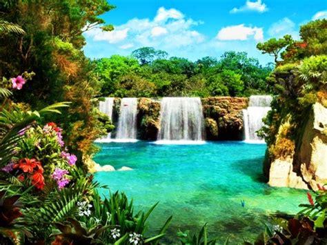 gambar foto video pemandangan alam terindah tercantik di dunia tak kalah dari niagara 6 air terjun ini jadi yang
