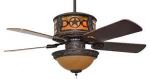 Western Ceiling Fans With Lights Cc Kvshr Brz Lk420 Western Ceiling Fan With Light Kit