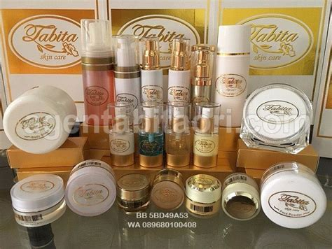 Pemutih Tabita toko tabita skin care original sell tabita skincare original and mini tabita low price