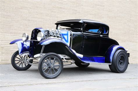 this ford model a coupe is a real gas ser rod network