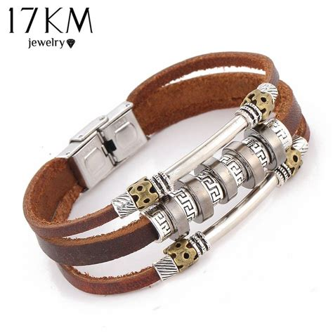 Gelang Bracelet Cowok Pria Perak Silver Kulit Leather Ukir Bunga 64 best images about s jewelry on