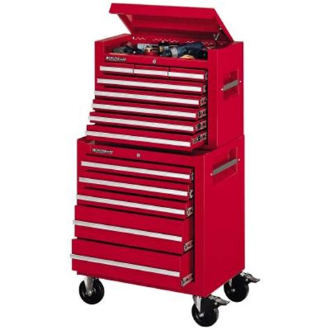 13 Drawer Tool Box by Remline 26 Quot 13 Drawer Tool Chest Cabinet Combo