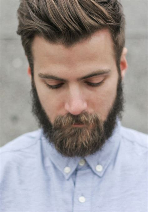 haircuts on beards tamed beard pine beard oil my style pinterest