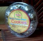 Topper Kue Tart Atau Cookie nastar coklat tokopastri
