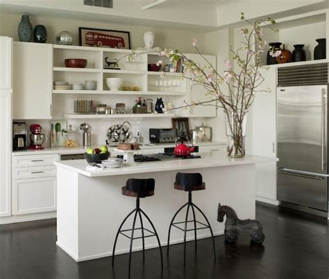 Open Shelving Kitchen Cabinets Beautiful And Functional Storage With Kitchen Open Shelving Ideas