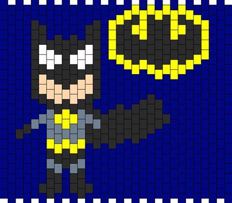 batman pony bead patterns memes