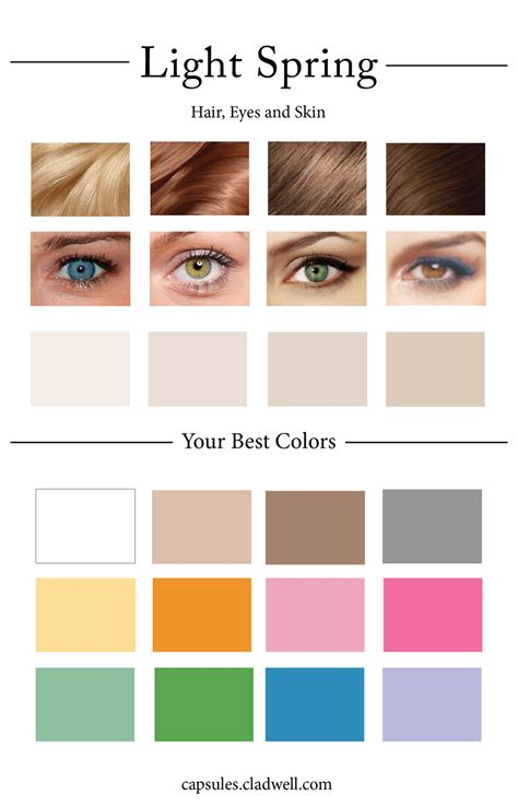 spring color palette how to create your personal color palette plus take our