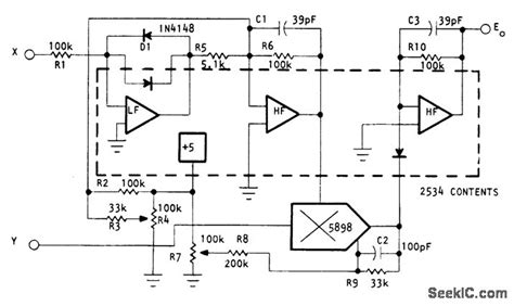 precision resistor is linear or nonlinear voltage controlled nonlinear resistor 28 images how to build a voltage controlled current