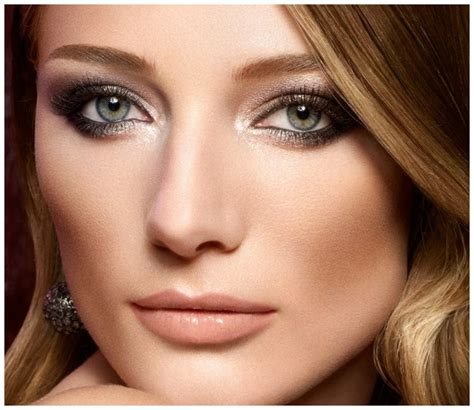 17 pretty makeup looks to try in 2016 allure makeup for hazel eyes and brown hair for prom www imgkid