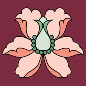 Superior Jeu En Ligne Gratuit Enfant #11: Fleur-de-lotus-stylisee.png