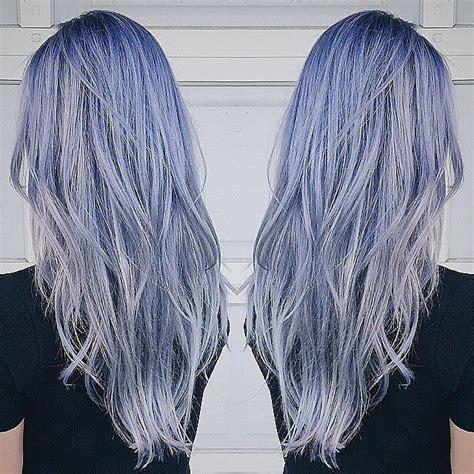 silver hair color formula formula how to silver blue modern salon
