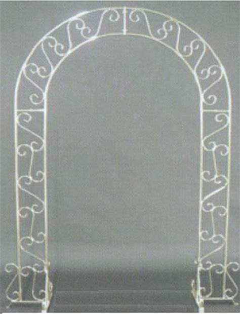 Wedding Arch Rental Vancouver Wa by Arch White Iron W Extension Rentals Portland Or Where To