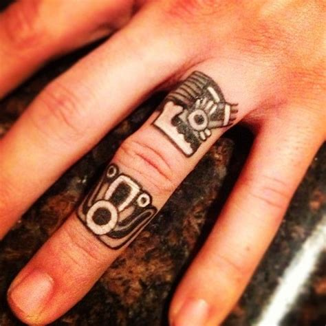 tenoch tattoo designs ideas piercing 43 best images about ring ideas on