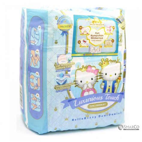 detil produk sweety open comfort gold l 20 sheet