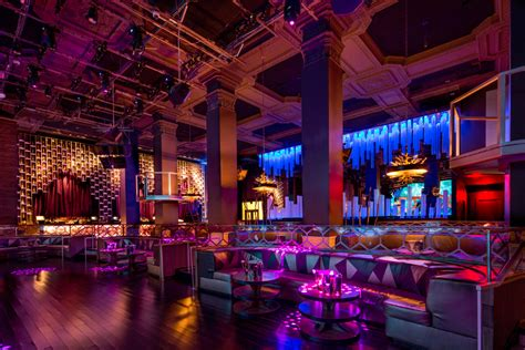 Parq Restaurant & Nightclub: Davis Ink Restaurant & Bar Design