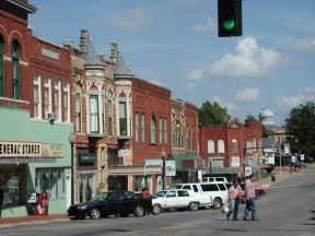 Bed And Breakfast Wv Guthrie Ok Downtown Guthrie Photo Picture Image