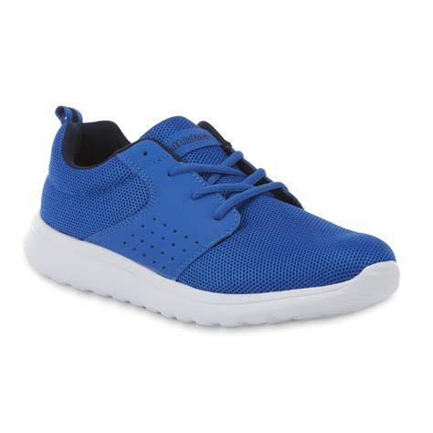 kmart mens athletic shoes athletech s speed 2 athletic shoe blue