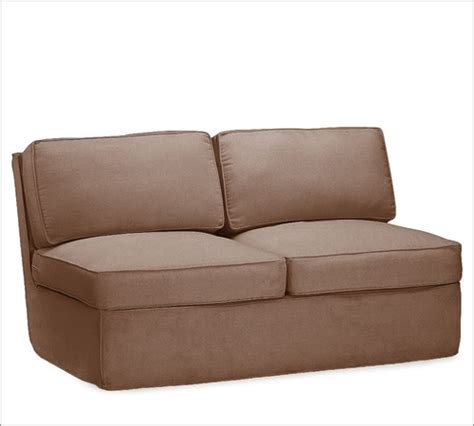 armless loveseat slipcovers slipcovers for pb westport armless loveseat