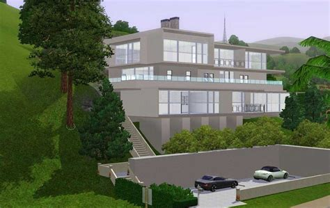 house plans on a hillside hillside house plans with an amazing landscape view homescorner com