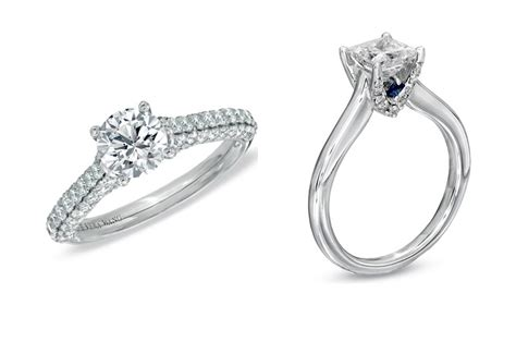 Wedding Rings Vera Wang by Attractive Wedding Rings Vera Wang Wedding Rings Uk