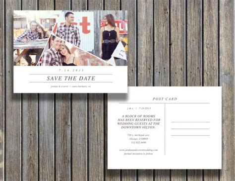 5 x 7 card template psd photoshop save the date vintage postcard template 5x7 customizable