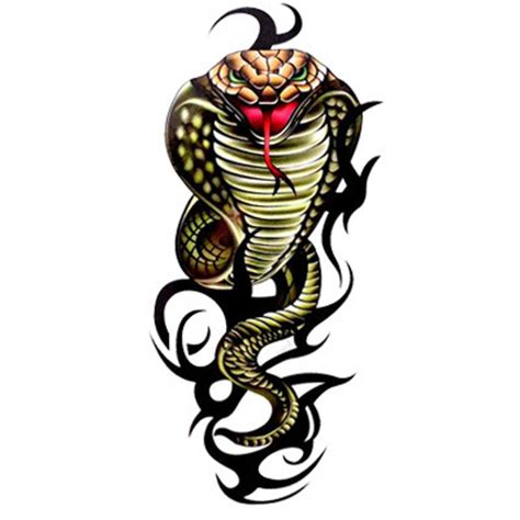 cobra tribal clipart best