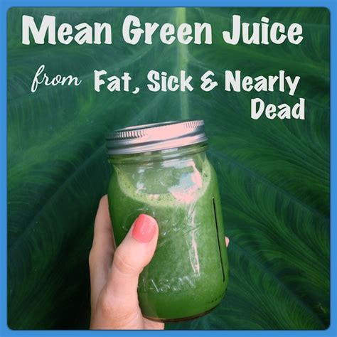 Juicing Detox Sick And Nearly Dead by Sick Nearly Dead The Veggie