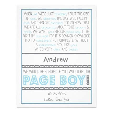 ring bearer invitation poem 25 best ideas about page boys on page boy