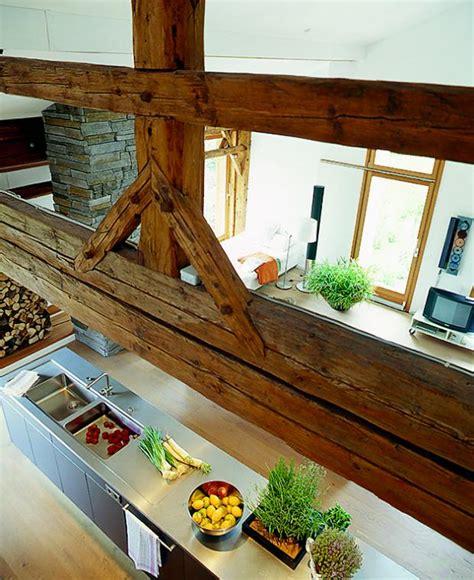 scheune zu wohnraum umbauen kontraste im wohnraum bild 5 sch 214 ner wohnen