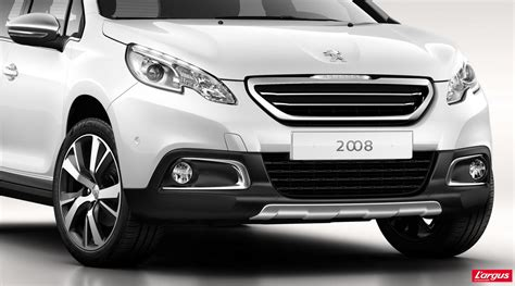 peugeot 2008 crossover unveiled 2013 peugeot 2008