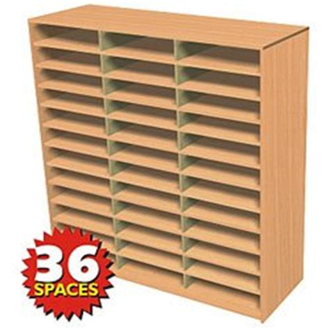 Paper Storage Units by 36 Space Pigeon Unit Paper Storage Pigeon Unit