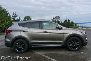 Hyundai Santa Fe Sport 2 0 T Awd 2017 Hyundai Santa Fe Sport Review The Auto Reporter