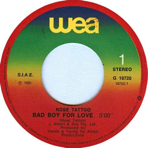 bad boy for love by rose tattoo guitar tab guitar 45cat rose tattoo bad boy for love rock n roll