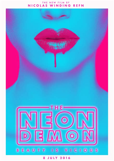 the neon demon new posters the neon demon posterspy